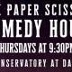 Rock Paper Scissors Comedy Hour
