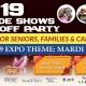 2019 Senior Trade Shows Kick off Party-Theme Mardi Gras