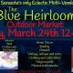 The Blue Heirloom Outdoor Market