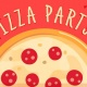 Spring Break Pizza Party Dinner