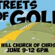 Holly Hill church of Christ VBS 2019: Streets of Gold