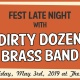 Fest Late Night with Dirty Dozen Brass Band at The Maison