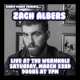 One Night Only: Zach Albers