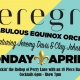 Making Mondays Great Again - April 22nd - The Fabulous Equinox