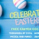 Celebrate Easter: Easter Egg Hunt!