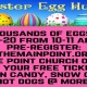 Massive Easter Egg Hunt!