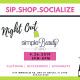 Sip.Shop.Socialize Simple Beauty Studio