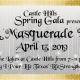 Castle Hills Spring Gala: Masquerade
