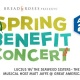 Spring Benefit Concert with Lucius & The Nude Party