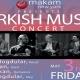 Turkish Music Concert