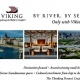 Viking. By River. By Sea Wine & Cheese