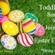 Toddlerdega Easter Egg Hunt & Visit from PKE's Easter Bunny