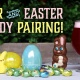 Beer and Easter Candy Pairing