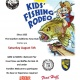 2019 Kids Fishing Rodeo - Free for all! Families welcome!