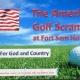 The American Golf Scramble at Fort Sam Houston