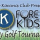 K Fore Kids Charity Golf Tournament