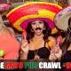 Cinco De Mayo Pub Crawl - FREE SHIRT! FREE TACOS! Downtown Houston 5-4-19