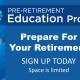 Pre-Retirement Education Program- KACo May 16 Morning Session