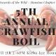 5th Annual Crawfish Boil