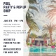 GDBeautique- Pool Party Pop Up Shop