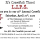 LIPS 16th Annual Crawfish Boil