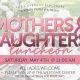 Mothers & Daughters Luncheon