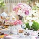 4th Annual Mother's Day Tea Party In The Garden