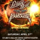 Parkway Drive and Killswitch Engage at Stubb's