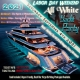 2021 Labor Day Weekend All White Yacht Party