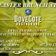 Easter Brunch 2019 at DoveCote
