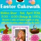 Firedancers' Easter Cakewalk