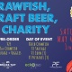 Annual Crawfish, Craft Beer & Charity Event