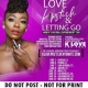 Love, Lipstisck, Letting Go Tour | Austin 6.8
