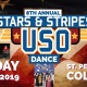 2019 Annual Stars and Stripes USO Show & Dance - VIP Seating