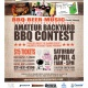 5th Annual Sharing Center Backyard BBQ Contest