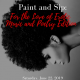 Paint and Sip: For The Love of Erotic Music and Poetry