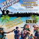 Spring break Tampa After beach teen party