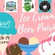 Ice Cream and Beer Pairing