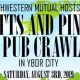Putts & Pints Pub Crawl