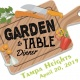 Garden to Table Dinner