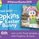 Come Meet Hopkins the Easter Bunny