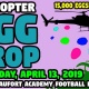 The 2019 Great Helicopter Easter Egg Drop