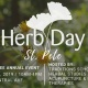 Herb Day: St. Pete!