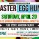 Full Gospel Kingdom Kids Easter Egg Hunt
