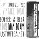 The Austin Flea at Radio Coffee & Beer in April