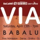 VIA SATURDAY @ BABALU - Atlanta