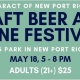 Craft Beer and Wine Festival