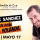 Carlos Sanchez en Un Show de Madres