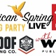 American Spring LIVE Viewing Party