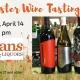Easter Wine Tasting 2